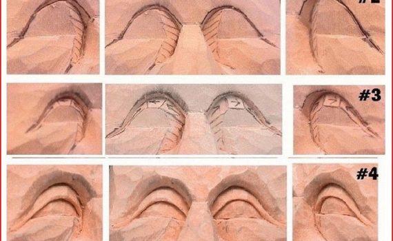Как вырезать глаз, продвинутый уровень
