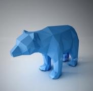 Медведь пропорции