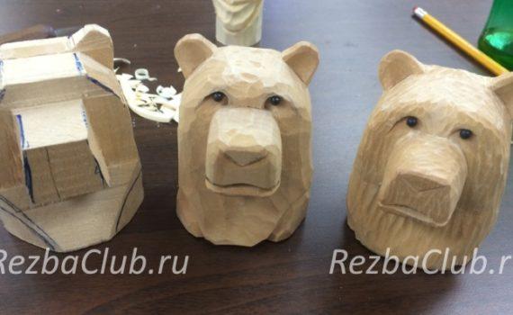 Медведь - простая голова