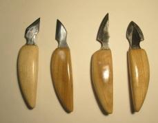Как сделать ножи для резьбы по дереву своими руками