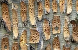 Выражение лиц для тех кто режет лесных духов