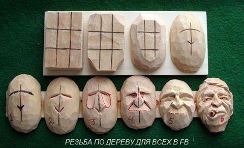 Как вырезать лицо мужчины за 10 шагов