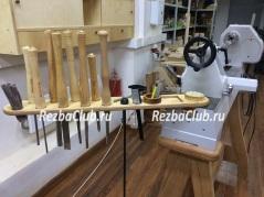 Полка — органайзер для токарного станка