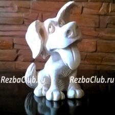 Песик — фигурка собачки