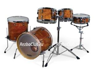Корпуса для барабанов точены