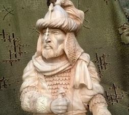 Арабского воина - фигурка