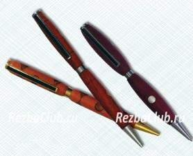 Декоративные вставки в точеные ручки